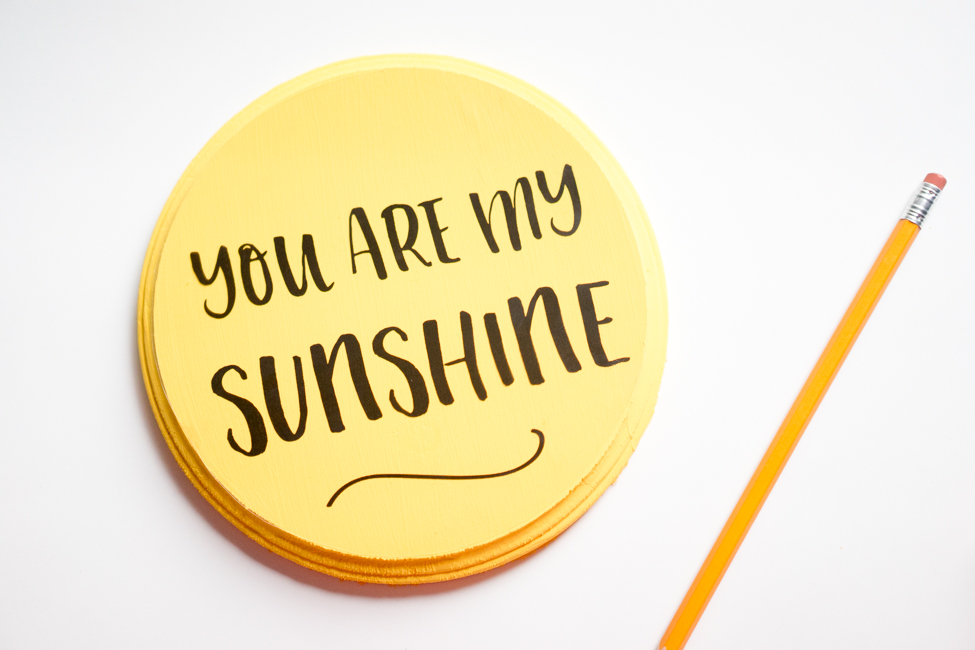 You Are My Sunshine Craft Sun Handprint The Best Ideas