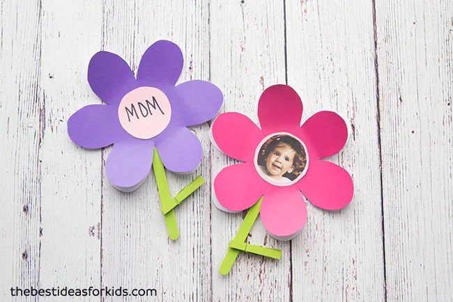 Flower Template - The Best Ideas for Kids