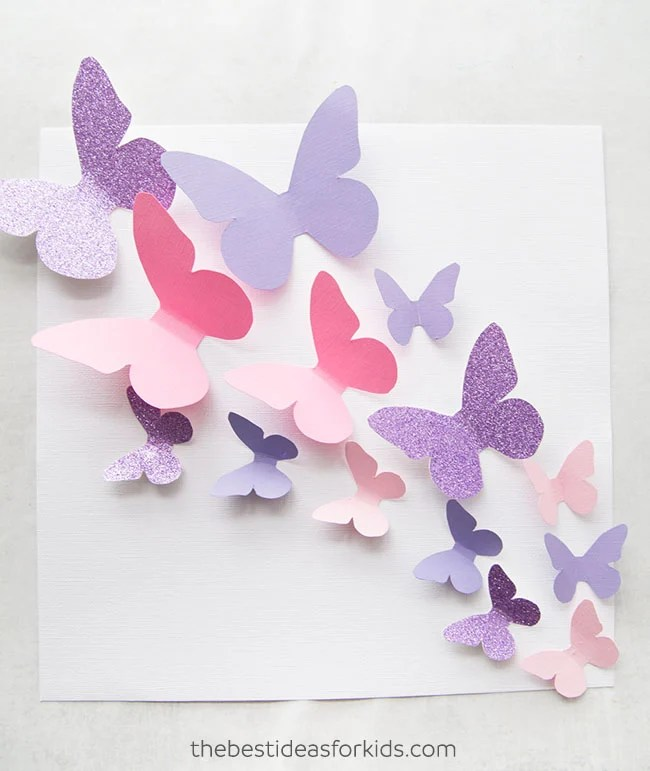 Butterfly Template - The Best Ideas for Kids