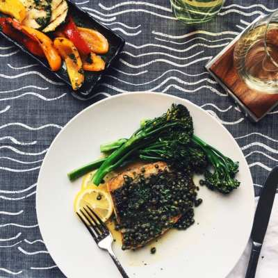 How to Perfectly Pan Sear Fish | Australis Barramundi