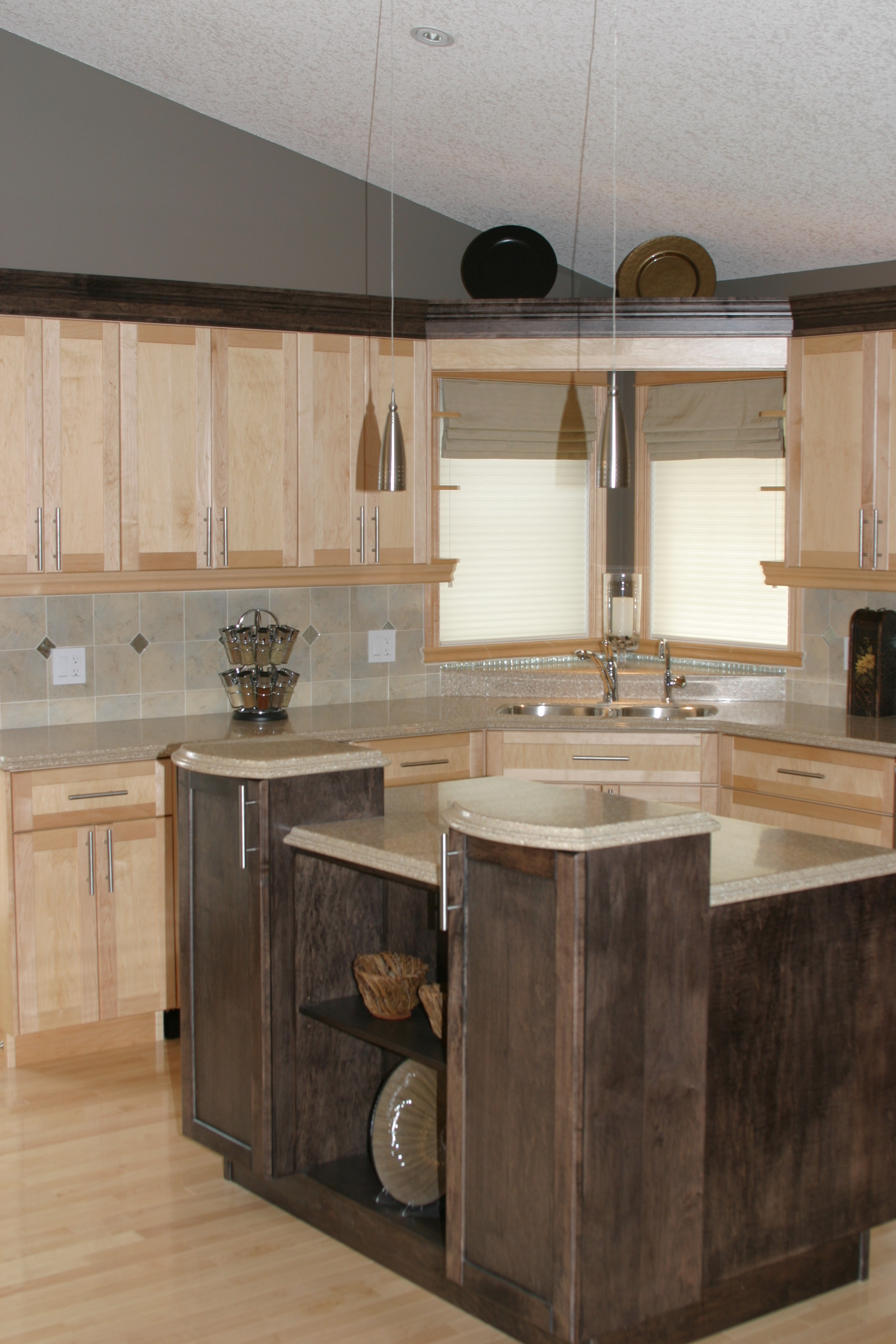 Kitchen 13 the bevelled edge regina the bevelled edge for Kitchen cabinets regina