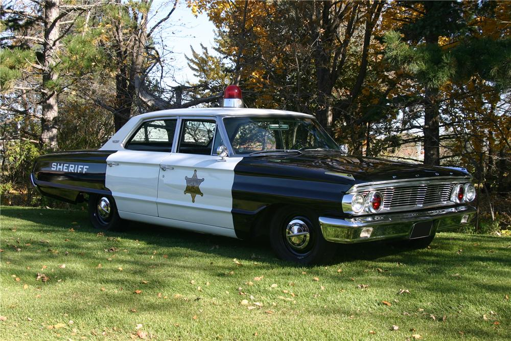 1964 Ford Galaxie 500 4 Door Sedan - The Bid Watcher
