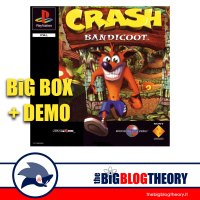 crash bandicoot prima stampa big box