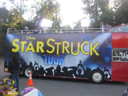 Disney Star Struck Tour Promotion