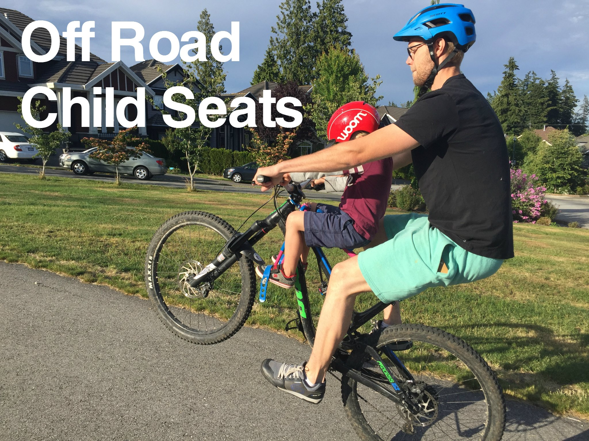 Off Road Child Seats The Bike Dads