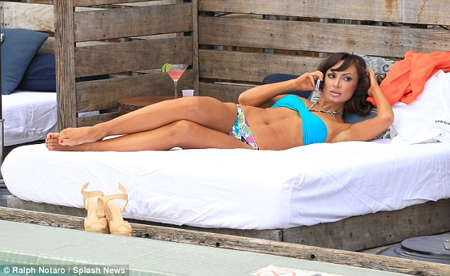 Karina Smirnoff Bikini Pics-5
