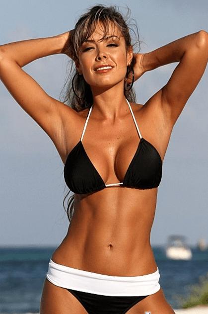 Banded-Thong-Bikini