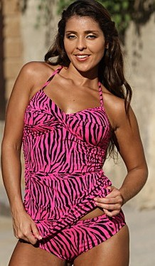 Pretty In Pink swimwear- 29