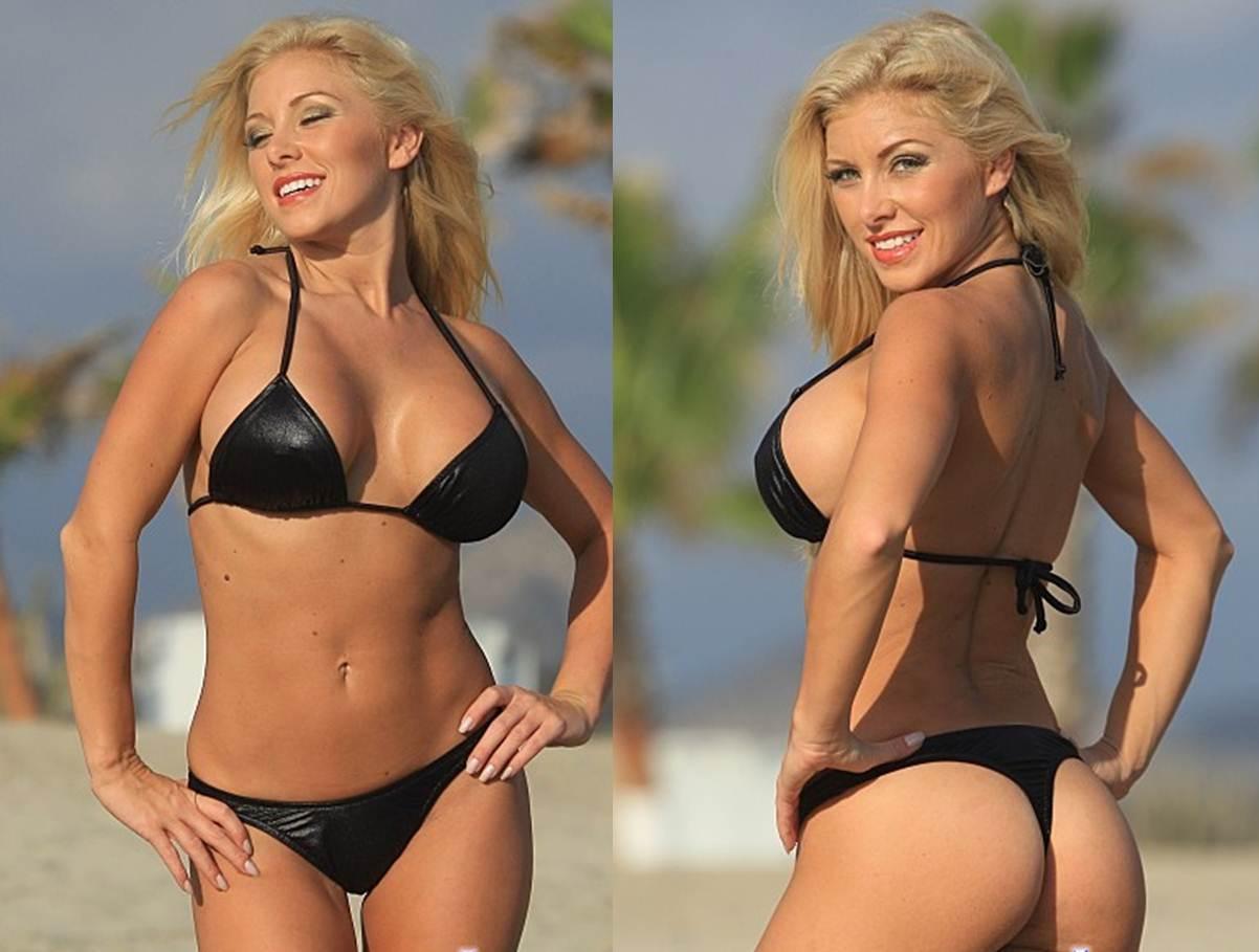 Finding the Right Thong Bikini as a Plus Size Women Black Thong