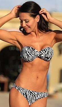Zebra-Print-Bikinis-Bandeau