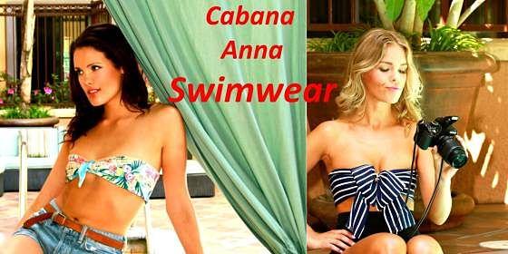 Anna Finch Anna Cabana Anna Swimsuits