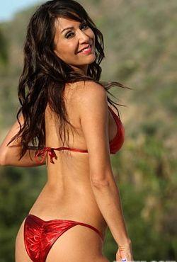 Featured Bikini Of The Day March 13 Metallic Butterfly Bikini