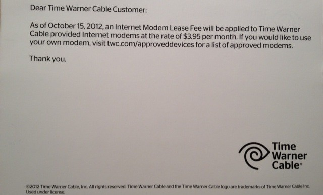 Time Warner Cable\u0027s Really Obnoxious \u0027Business Decision\u0027 - The Billfold