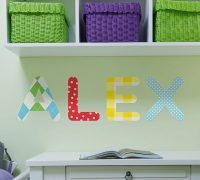 Personalised Name Wall Stickers For Kids - [peenmedia.com]