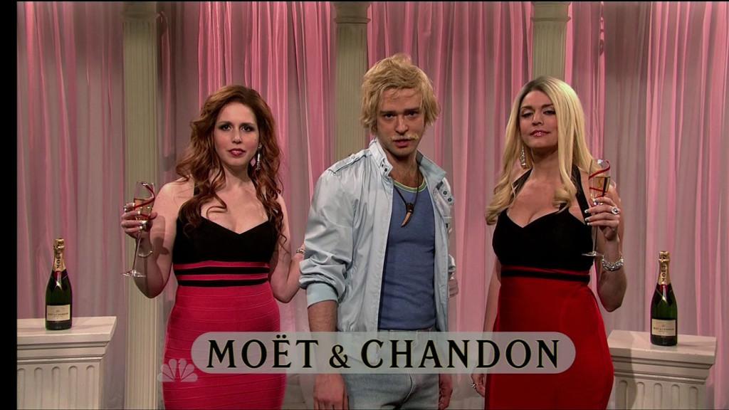 """SNL Sketch of the Week: """"Moet & Chandon"""""""