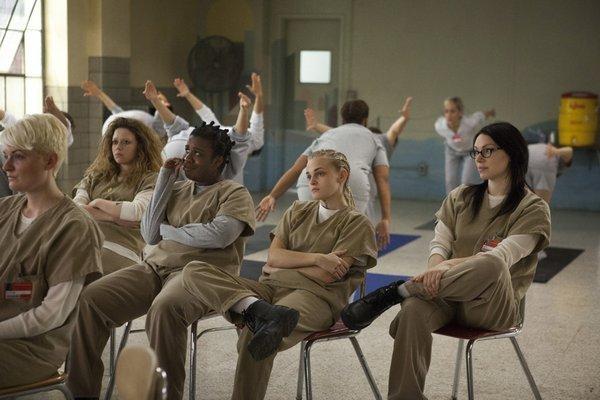"""Orange is the New Black"" Netflix Series Trailer features Natasha Lyonne in Prison"