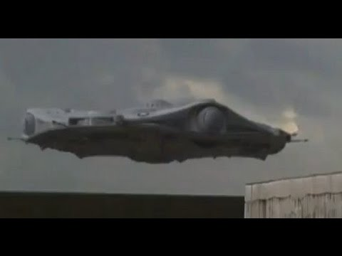 UFO Allegedly Lands In New Mexico, 2012