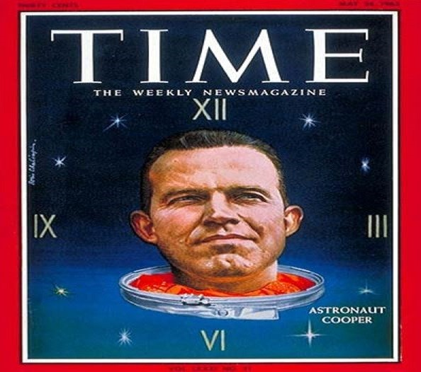 Astronaut Gordon Cooper Admitted That Alien Craft Are Visiting Earth