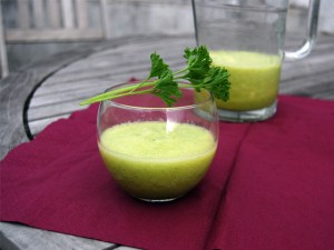 smoothieAnanasGenginmbrePersil
