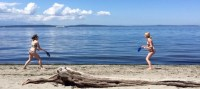 Weekend Recap: Alki Beach  The Blonde Giraffe