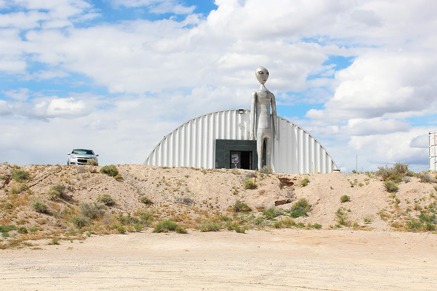 Area 51 - Roadtrip USA