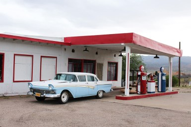 Route 66 - Roadtrip USA
