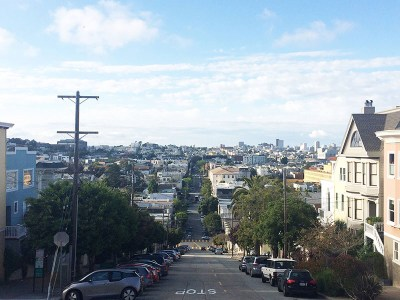 San Francisco - Roadtrip USA