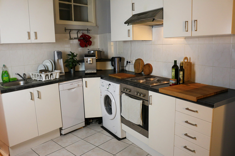 Das Experiment Teil 1 - meine Küche wird zu einem begehbaren ...