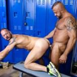 Pheromonal Behavior – Vic Rocco & Jon Galt @ MenOver30.com