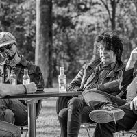De gitaar drie-eenheid van The Romance: interview met Hollestelle, Hayes & Van Holland