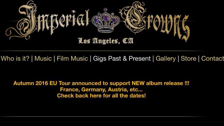 Aankondiging website