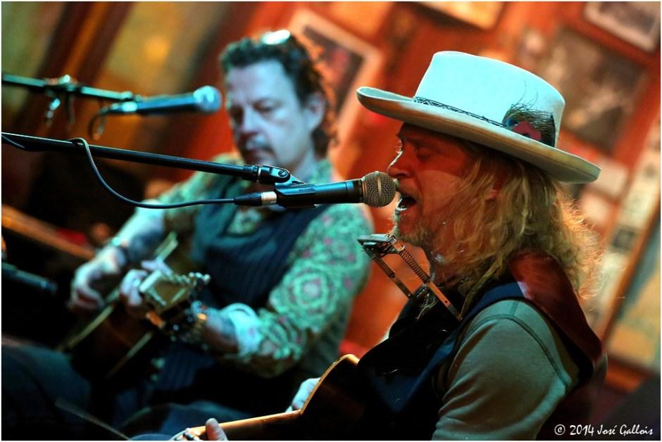 Ian & Jimbo