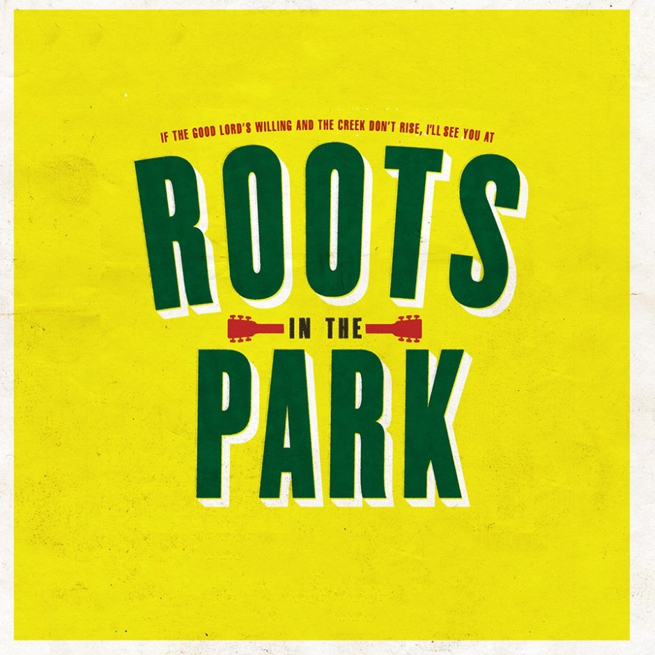 Roots in the Park Affiche 3