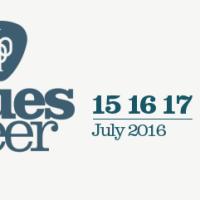 Affiche Blues Peer 2016 vertoont GROTE namen!