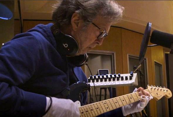 Clapton- studio gips