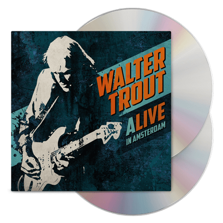 Walter Trout Inlay