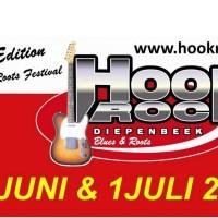 Nog maar een paar dagen tot Hookrock 2017!!!
