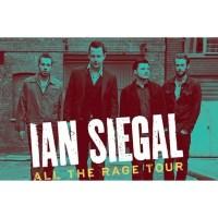 VERWACHT: Ian Siegal @ Q-Factory Dinsdag 01 Mei a.s.