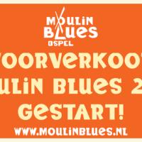 33e Editie Moulin Blues 2018 nú al een bijzondere line-up!