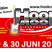 Line-Up Hookrock Juni 2018 Bekend!!