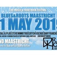 Binnenkort - 31 Mei a.s. - Blues aan de Maas, Maastricht!!