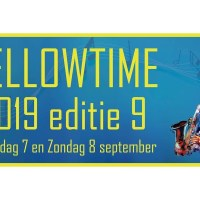 De Eerste Zaterdag in September is Yellow Blues time!!