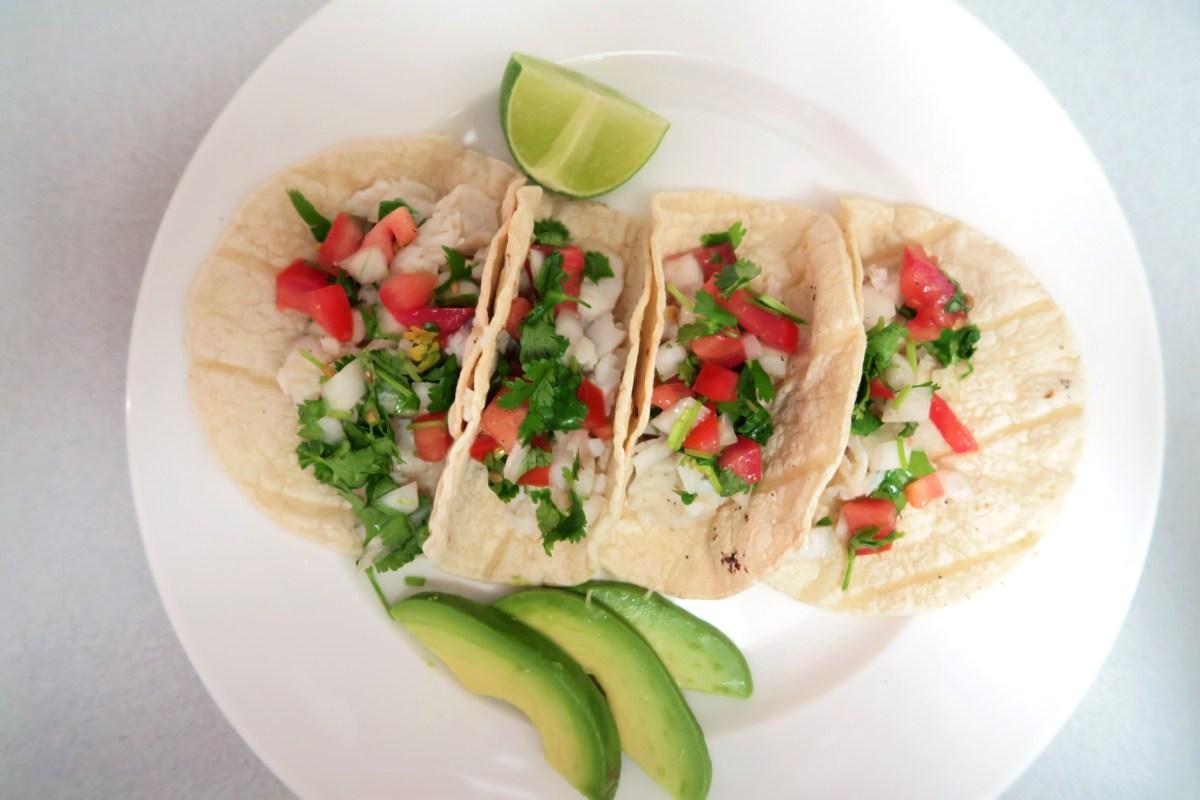 Healthy Taco Tuesday!
