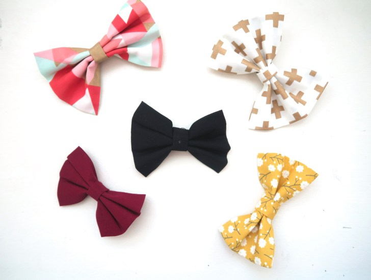 | Baby Style | How to style bow clips