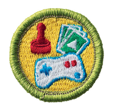 Game Design - Newest Boy Scout Merit Badge! - The Board Game Family
