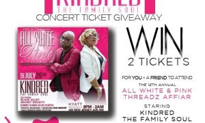 Kindred the Family Soul LIVE in DC [GIVEAWAY]
