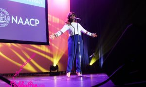 Erica Campbell, SWV and Traci Braxton Perform at Benefit Concert for a Cause