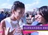 Actress Alexandra Shipp talks Drumline: A New Beat & Aaliyah: Princess of R&B [VIDEO]