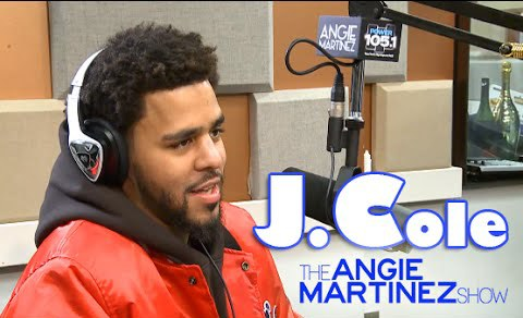 9 Things You Should Undserstand About J. Cole's Angie Martinez Interview