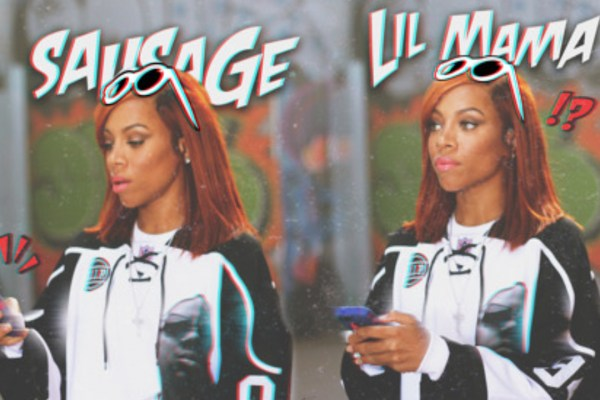 "Lil' Mama Makes Viral Instagram Videos into Catchy Song ""Sausage"" [VIDEO]"